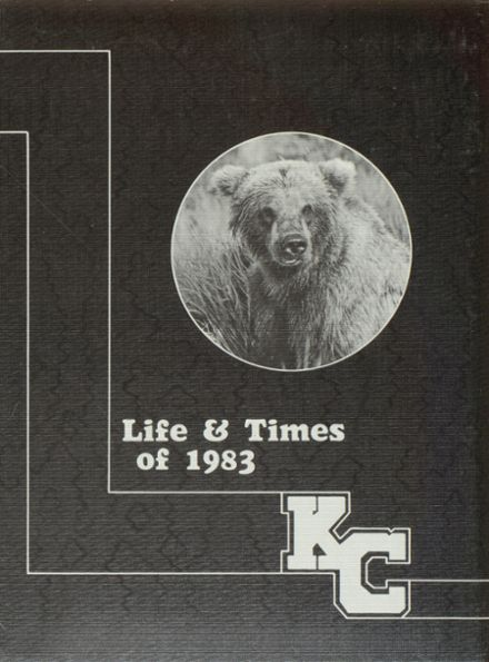 1983 King Cove High School Yearbook Cover