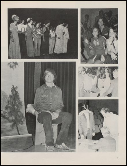 1978 Teague High School Yearbook Page 9