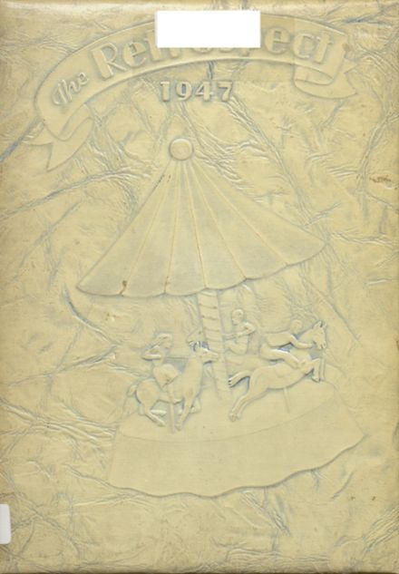 1947 Blume High School Yearbook Cover