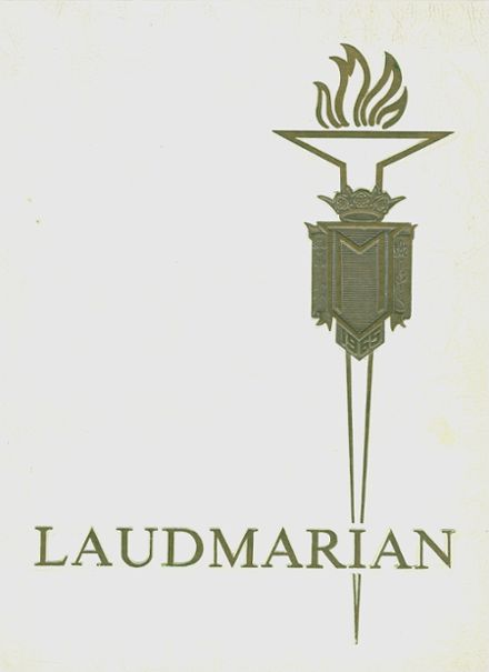 1965 Mary Immaculate Academy Yearbook Cover