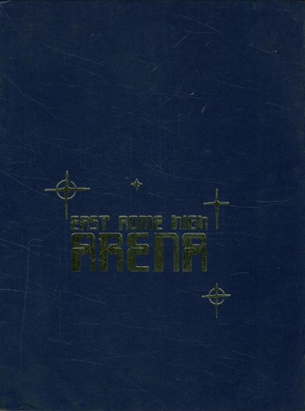 1979 East Rome High School Yearbook Cover