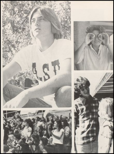 1979 Dysart High School Yearbook Page 7