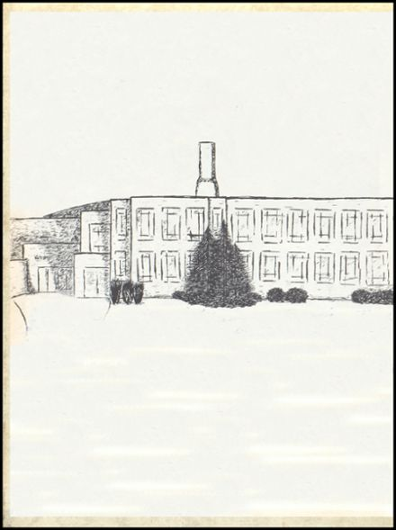 1958 Ripon High School Yearbook Page 2