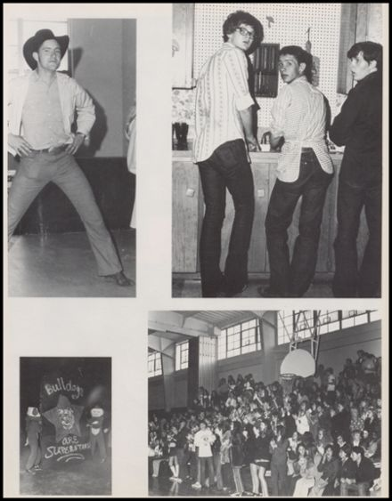 1973 Skiatook High School Yearbook Page 8