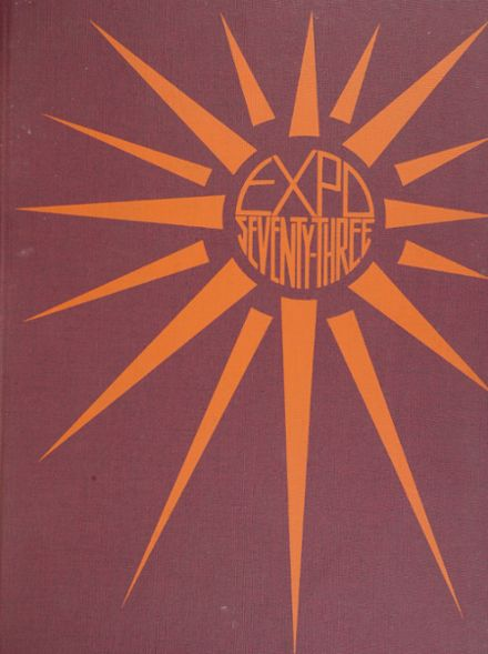 1973 Orangeburg-Wilkinson High School Yearbook Cover