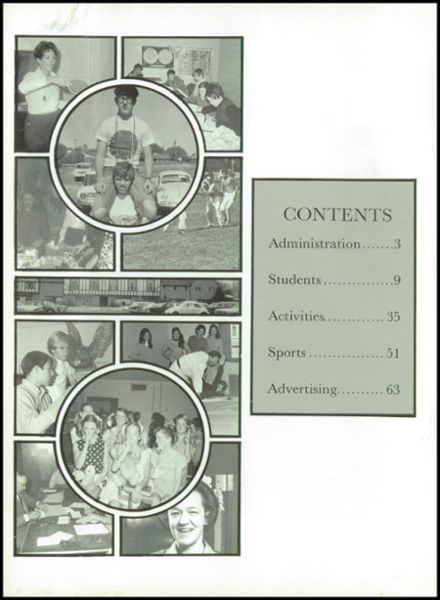1970 Heritage Hall High School Yearbook Page 4