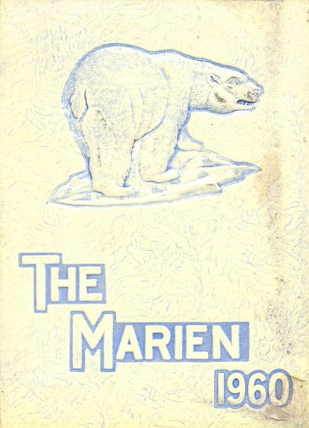 1960 East Forest High School Yearbook Cover