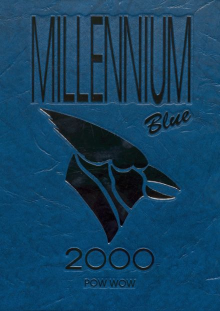 2000 Junction City High School Yearbook Cover