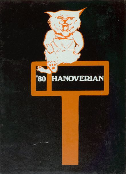 1980 New Hanover High School Yearbook Cover