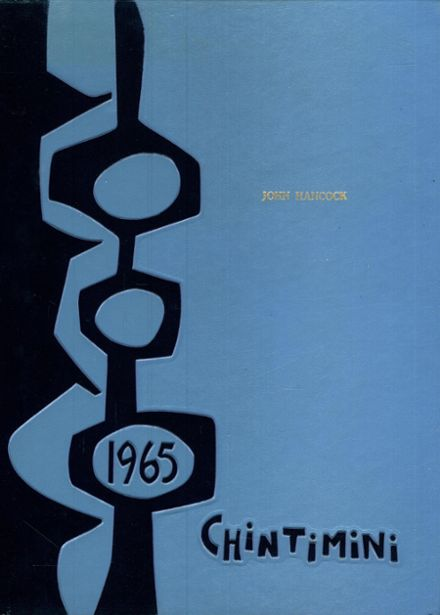 1965 Corvallis High School Yearbook Cover