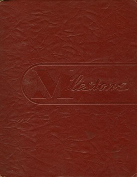 1942 Philadelphia High School for Girls Yearbook Cover