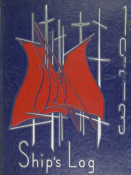 1973 Abramson High School Yearbook Cover
