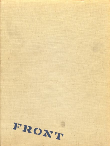 1971 Bedford High School Yearbook Cover