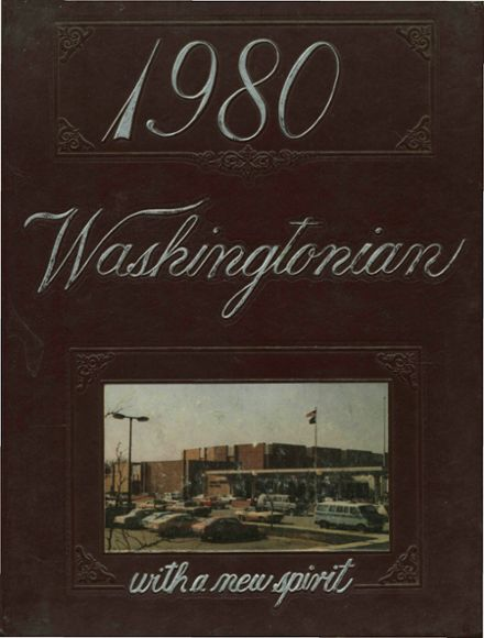 1980 Booker T. Washington High School Yearbook Cover