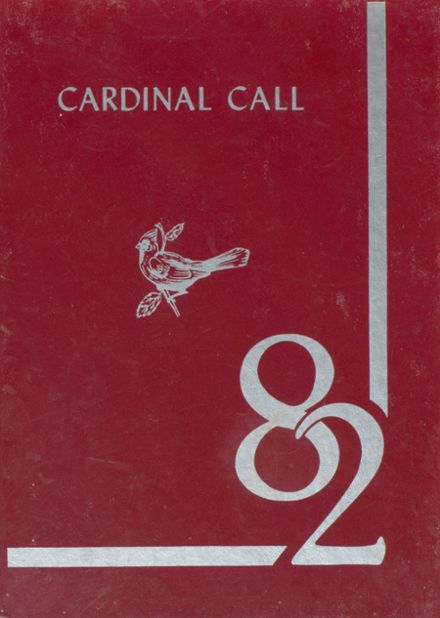 1982 Hermleigh School Yearbook Cover
