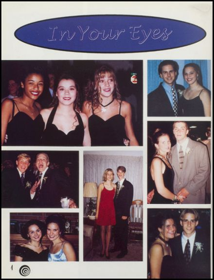 1995 Edsel Ford High School Yearbook Page 8