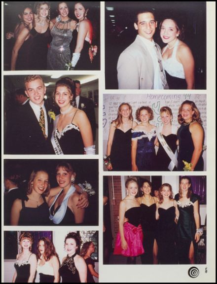 1995 Edsel Ford High School Yearbook Page 9