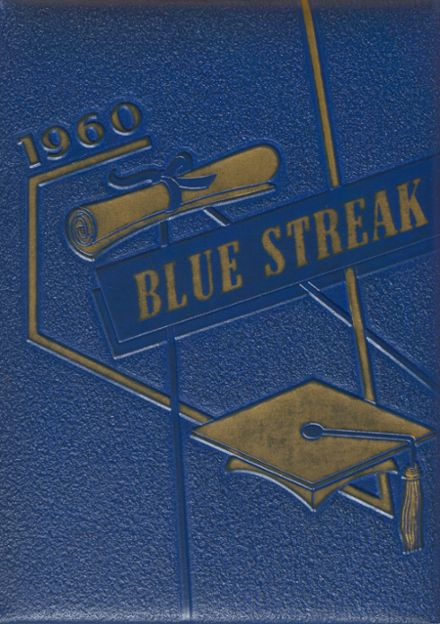 1960 Archbold High School Yearbook Cover