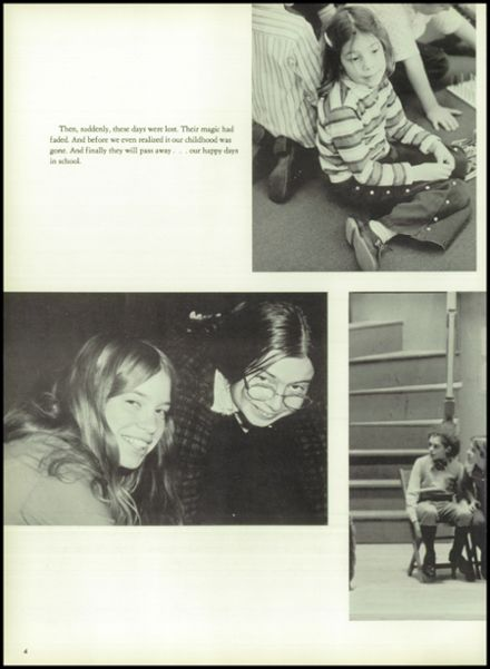 1974 Fleetwood Area High School Yearbook Page 8
