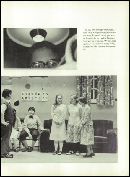 1974 Fleetwood Area High School Yearbook Page 9