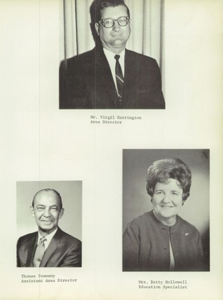 1970 Sequoyah High School Yearbook Page 9