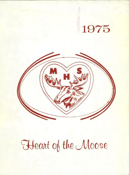 1975 Mooseheart High School Yearbook Cover