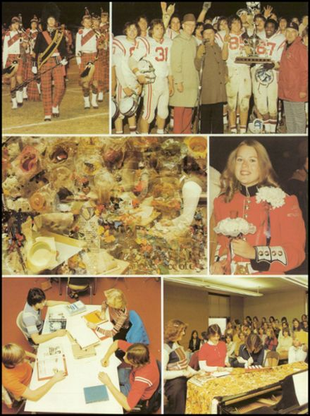 1977 Liberty High School Yearbook Page 6