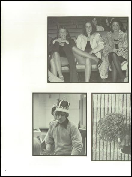 1977 Liberty High School Yearbook Page 8