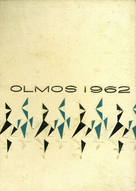 1962 Alamo Heights High School Yearbook Cover