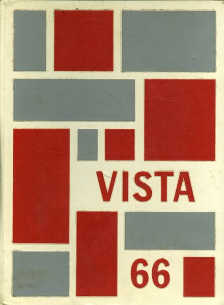 1966 Cascade High School Yearbook Cover