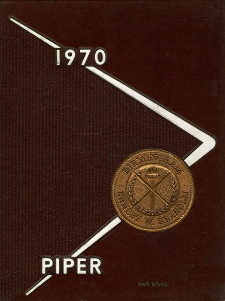 1970 Seaholm High School Yearbook Cover