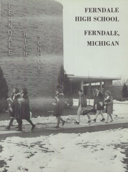 1965 Ferndale High School Yearbook Page 5