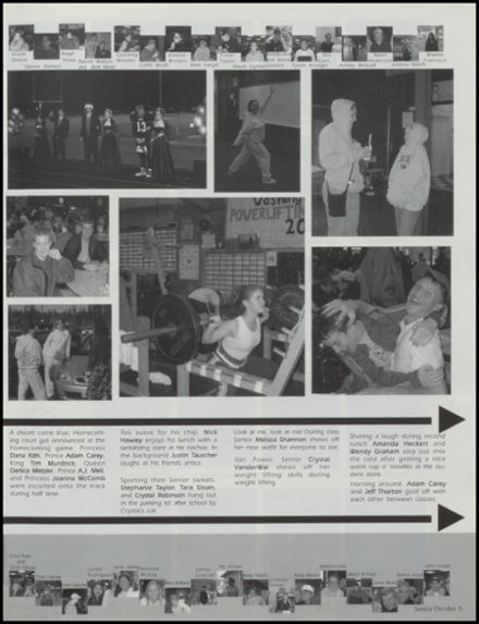 2002 Shelton High School Yearbook Page 9