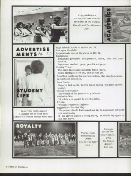 1979 Junction City High School Yearbook Page 8