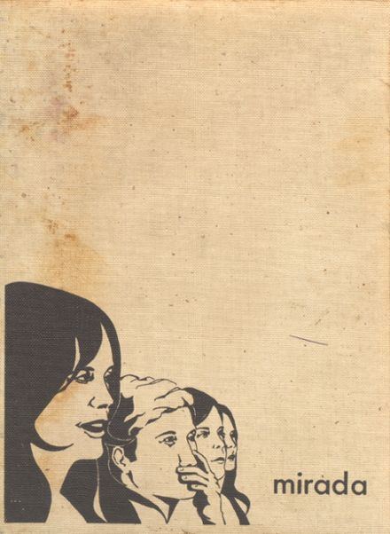 1968 Miramonte High School Yearbook Cover