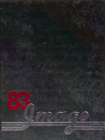 1983 Dade Christian High School Yearbook Cover