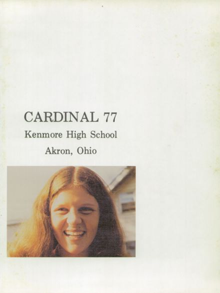 1977 Kenmore High School Yearbook Page 5