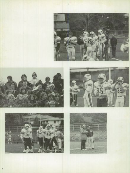 1977 Kenmore High School Yearbook Page 6