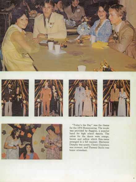 1977 Kenmore High School Yearbook Page 9