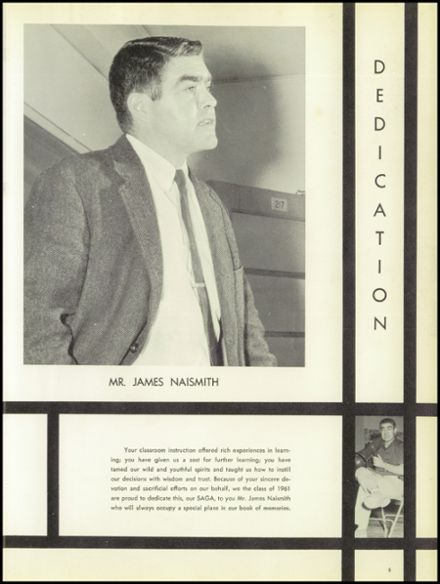 1961 Clarkstown High School Yearbook Page 9