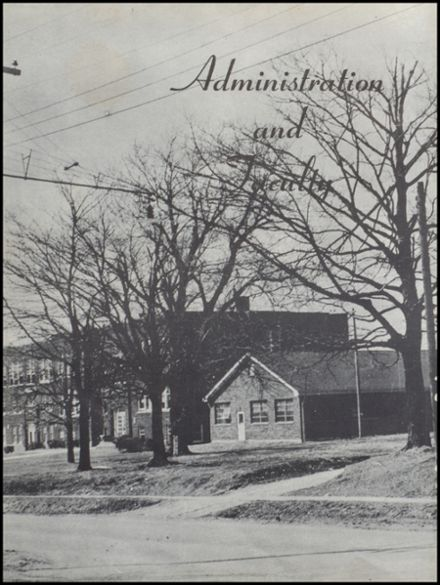1953 Unity High School Yearbook Page 8