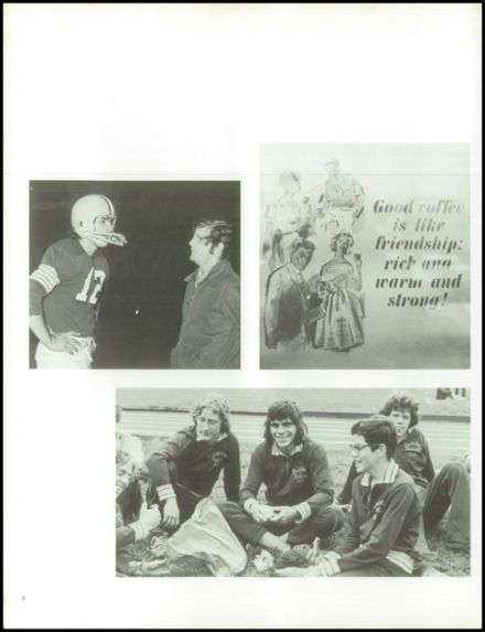 1973 South Hills Catholic Boys High School Yearbook Page 6