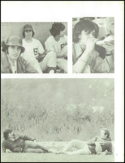 1973 South Hills Catholic Boys High School Yearbook Page 7