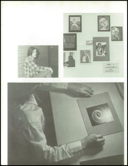 1973 South Hills Catholic Boys High School Yearbook Page 8