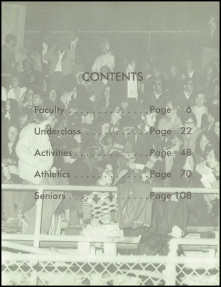 1973 South Hills Catholic Boys High School Yearbook Page 9