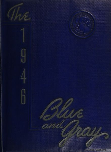 1946 Washington - Lee High School Yearbook Cover