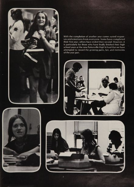 1974 Pattonville High School Yearbook Page 7