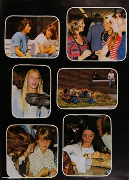 1974 Pattonville High School Yearbook Page 9