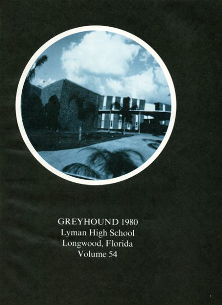 1980 Lyman High School Yearbook Page 5