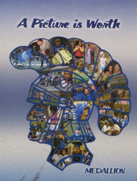 2006 Broome High School Yearbook Cover